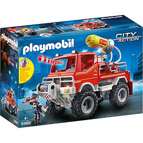 Playmobil City Action 9466 Fire Truck