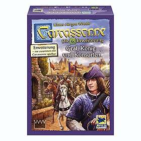 Carcassonne: Count, King & Robber (2nd Edition) (exp. 6)