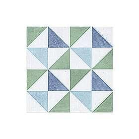 Dekora Klinker Cemento Triangoli 20x20cm