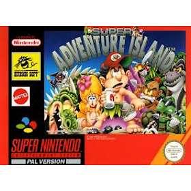 Super Adventure Island 2 (SNES)