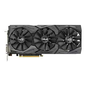 Asus GeForce GTX 1060 ROG Strix Gaming Advanced 2xHDMI 2xDP 6GB