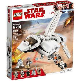 LEGO Star Wars 75221 Imperial Landing Craft