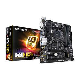Gigabyte GA-B450M DS3H