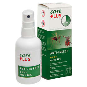 Care Plus 40% Deet Myggspray 60ml