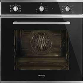 Find the best price on SMEG Cucina SF64M3VN (Black)   PriceSpy Ireland
