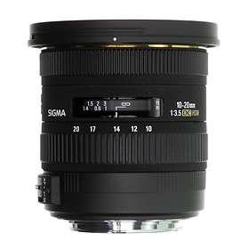 Sigma 10-20/3.5 EX DC HSM for Nikon