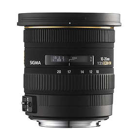 Sigma 10-20/3,5 EX DC HSM for Sony A