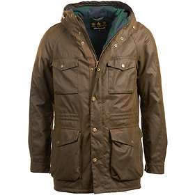 Barbour Coll Waxed Cotton Jacket (Herr)