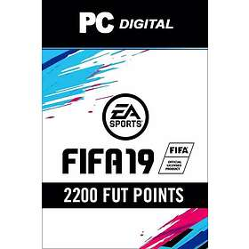 FIFA 19 - 2200 Points (PC)