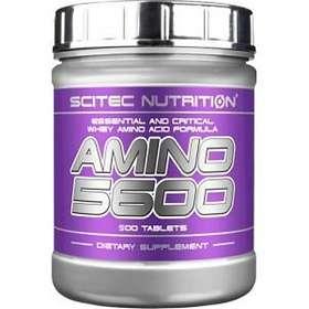 Scitec Nutrition Amino 5600 500 Tabletter