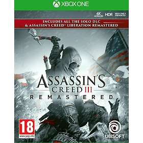 Assassin's Creed III: Liberation - Remastered (Xbox One)