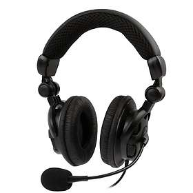 Reytid Gaming Headset for Xbox One/PS4 with Mic and Remote
