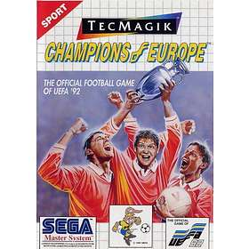 Champions of Europe (Master System)