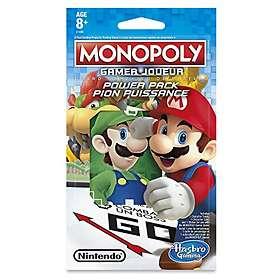 Monopoly Gamer: Mario Kart Power Pack (exp.)