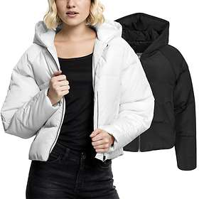 Urban Classics Hooded Puffer Oversized Jacket (Dame)