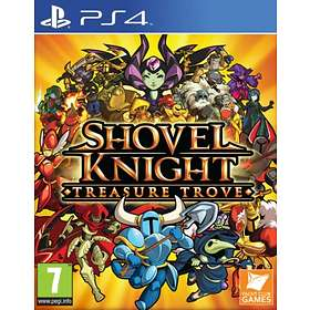Shovel Knight: Treasure Trove (PS4)