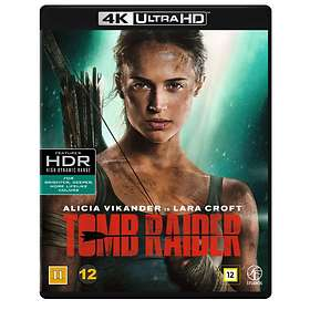 Tombraider (UHD+BD)