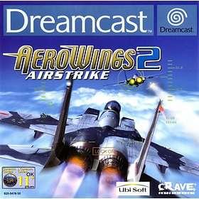 AeroWings 2: Air Strike (DC)