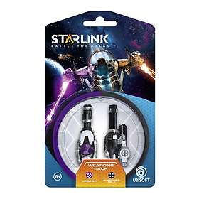 Ubisoft Starlink Weapon Pack - Crusher + Shredder