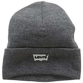 8a886fb4744 Find the best price on Levi s Batwing Embroidered Slouchy Beanie ...