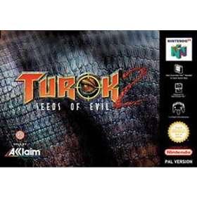 Turok 2: Seeds of Evil (GBC)