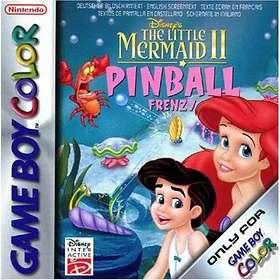 Disney's The Little Mermaid II: Pinball Frenzy (GBC)