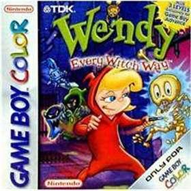 Wendy: Every Witch Way (GBC)