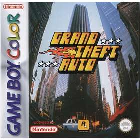 Grand Theft Auto (GBC)