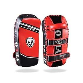 Velo Curved Leather Arm Pad
