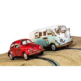 Scalextric Volkswagen Beetle & T1B Camper Van Limited Edition (C3966A)
