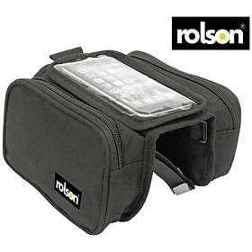 Rolson Large Double Bike Pannier Bag