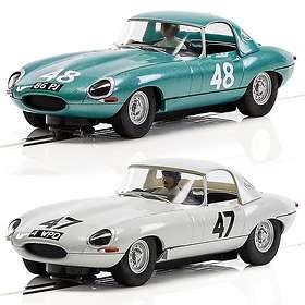 Scalextric Legends Jaguar E-type 1963 International Trophy (C3898A)