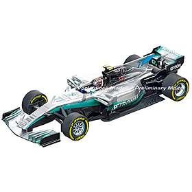 Carrera Toys Digital 132 Mercedes F1 W08 EQ Power+ V.Bottas No.77 (30841)