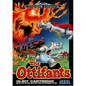 The Ottifants (Mega Drive)