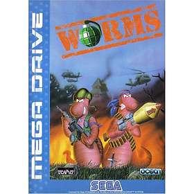 Worms (Mega Drive)