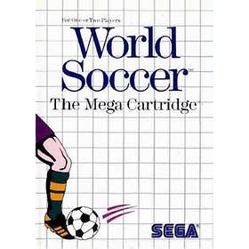 World Soccer (Master System)