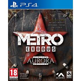 Metro Exodus - Aurora Limited Edition (PS4)