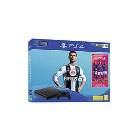 Sony PlayStation 4 Slim 1TB (inkl. FIFA 19)