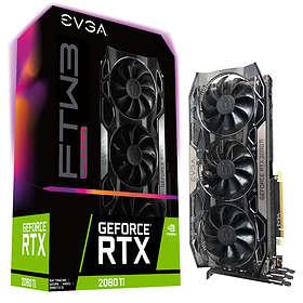 EVGA GeForce RTX 2080 Ti FTW3 Ultra HDMI 3xDP 11Go