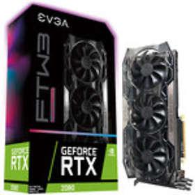 EVGA GeForce RTX 2080 FTW3 Ultra HDMI 3xDP 8Go