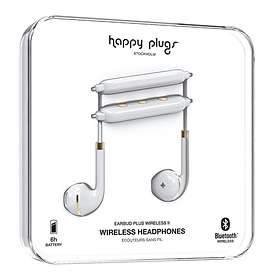 Jämför priser på Happy Plugs Earbud Plus Wireless II Hörlurar ... a5c226ea390f5