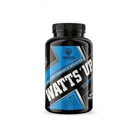 Swedish Supplements Watts Up 60 Kapslar