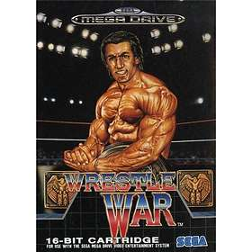 Wrestle War (Mega Drive)