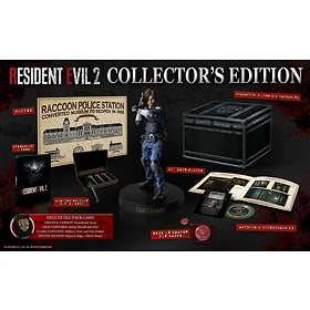 Resident Evil 2 - Collector's Edition (Sans Jeu) (PS4)
