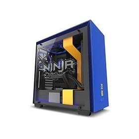 NZXT H700i Ninja (Svart/Blå/Transparent)