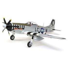 E-Flite P-51D Mustang 1200mm (EFL8950) Basic BNF