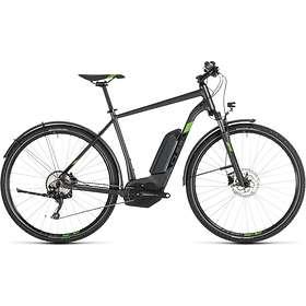 Cube Bikes Cross Hybrid Pro Allroad 400 2019 (Elsykkel)