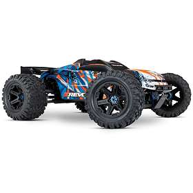 Traxxas E-Revo 4WD Monster TQi (86086-4) RTR