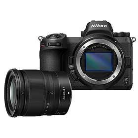 Nikon Z7 + 24-70/4,0