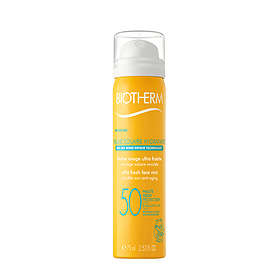 Biotherm Brume Solaire Dry Touch Ultra Fresh Face Mist SPF50 75ml